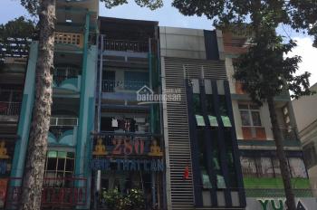 Bán nhà mặt tiền Lê Hồng Phong, Quận 5, diện tích (5x18m), nhà 1 trệt 3 lầu, giá 35 tỷ
