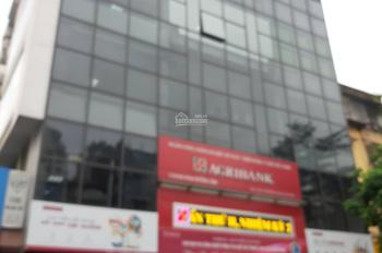 Cho thuê tòa nhà MP số 9 Tô Hiệu - Cầu Giấy. Diện tích 195m2 * 6 tầng, 1 tum, 1 hầm, lô góc MT 10m