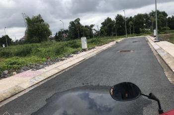 Đất nền đường Võ Văn Bích, Củ Chi, SHR, giá 800tr/80m2, cách công ty thép 200m. Liên hệ 0785671710