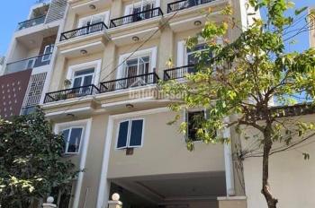 Bán căn hộ dịch vụ - mặt tiền đường phường Tân Quy, Q7, DT: 10x20m 1 hầm, 6 lầu, giá 37 tỷ