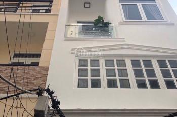 Bán nhà đường Trần Đình Xu, P. Cô Giang, Q. 1 .  DT 4x17m, 5 lầu, giá bán chỉ 14 tỷ TL