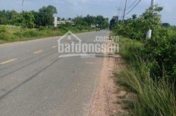 Bán đất mặt tiền đường Trần Văn Chẩm, DT: 144m2, thổ cư hết đất, giá: 1 tỷ