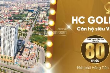 Bán CH chung cư cao cấp HC Golden City gần phố cổ, nhận nhà ở ngay CK ngay 4% tặng quà tân gia 80tr