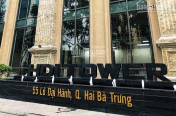 CC bán lại căn A2 tầng cao DT 76.2m2 /2PN chung cư HDI 55 Lê Đại Hành. Giá: 7.3 tỷ full đồ cao cấp