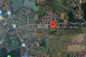 Chuẩn bị mở bán phân lô thôn Mỹ Lộc - Thanh Lâm - Mê Linh HN