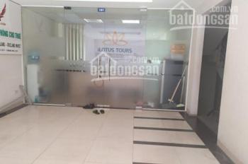 Cho thuê sàn văn phòng diện tích 28m2 giá chỉ 4 tr/tháng tại phố Thành Thái, Cầu Giấy