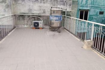 Nhà nguyên căn cho thuê hẻm 3m đường Nguyễn Thị Nhỏ Q.11-DT 4x14m