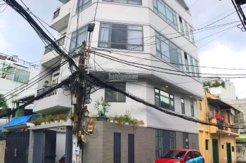 Cho thuê nhà góc 2 mặt tiền Phó Đức Chính, Q. Bình Thạnh, giáp Quận 1, nhà đẹp 4 tầng, giá 28 triệu