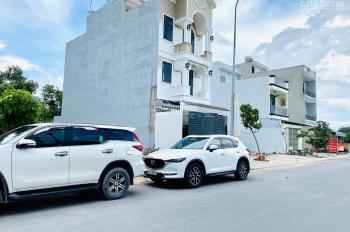Kẹt tiền bán gấp lô đất đường 52B đối diện chung cư Nhất Lan, 3 tỷ/100m2, sổ hồng riêng