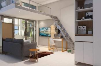 Bán tòa chung cư mini đường Lương Thế Vinh, 102m2, 26 phòng, 8 tầng thang máy, mới tinh full đồ