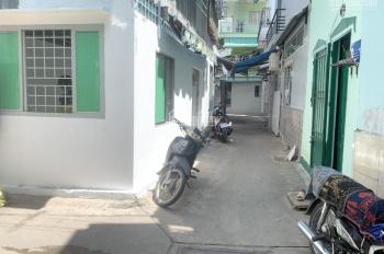 Bán nhà trệt lầu ván 2 mặt tiền hẻm cách đường Quang Trung 50m