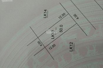 Bán Đất Liền Kề - Phân lô KĐT Dương Nội - Hà Đông, 50m, 4.4 tỷ