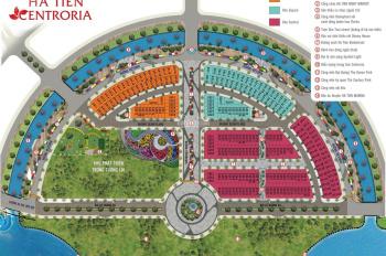 Hà Tiên Centroria đất nền nhà phố trong lòng chợ đêm chỉ 1.9tỷ, sát Phú Quốc, biển, TTTP/0932185727
