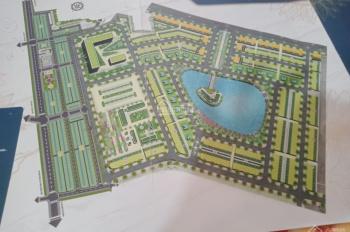 Bán đất sổ đỏ khu đô thị Dĩnh Trì, thành phố Bắc Giang LK8, LK1