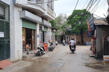 Bán mảnh đất 60m, Mt 4,1m tại ngõ 66 đường Triều Khúc,ô tô lùi vào đến cửa, mặt ngõ thông, sổ đỏ CC