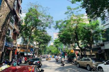 Bán nhà mặt phố Tuệ Tĩnh, phân lô trung tâm quận Hai Bà Trưng. KD sầm uất