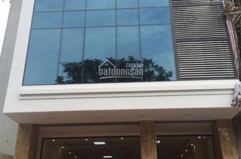 Cho thuê văn phòng tại 68 Khúc Thừa Dự tòa nhà gồm 7 tầng, DT các tầng 155m2 giá chỉ 27 triệu/tháng