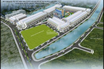 Bán suất đất ngoại giao dự án 7,5ha Dương Húc, Đại Đồng giá rẻ hơn thị trường 300 triệu
