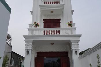 Bán Nhà, gần khu 5 sao Bình Chánh, 5*19m full thổ cư, 1 trệt 2 lầu, 4 phòng ngủ giá ngộp mùa dịch