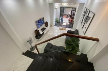 Tôi bán nhà diện tích 60m2x5T cách phố 10m, Bùi Ngọc Dương, Mai Hương, Hai Bà Trưng, giá 7,3 tỷ
