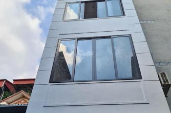 Hiếm-An Dương-Yên Phụ-Ngõ 130 rộng-Nhà mới-Ở ngay-4 tầng-Mặt tiền 4.3m-2.9 tỷ