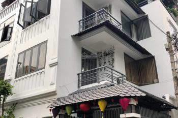 Bán nhà biệt thự VIP đường Nguyễn Văn Trỗi, Q. Phú Nhuận, DT 8x19m, hầm, 4 lầu mới, giá 35 tỷ TL