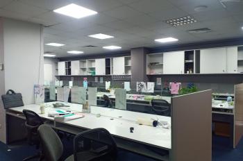 CĐT cho thuê sàn VP tại Trần Thái Tông full nội thất 94m2, 220m2, 300m2 222.610 đ/m²/th có VAT, DV