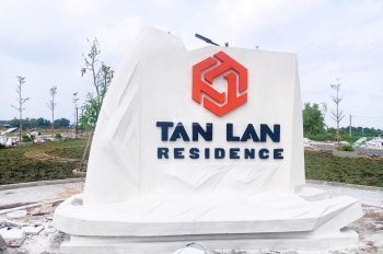 Bán 2 lô nội bộ trong Khu đô thị Tân Lân Residence, Cần Đước, Long An TT 320 triệu/nền 0964 266 208