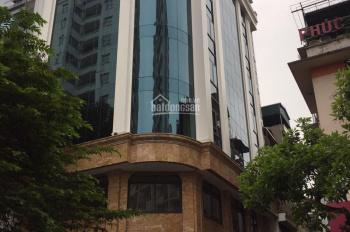 Bán gấp toà nhà căn góc 7 tầng + 1 hầm mặt phố Liễu Giai đang cho thuê giá cao 172m2, mt 7.2m