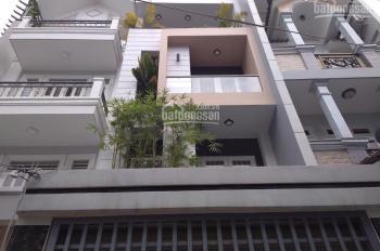 Nhà cho thuê HXT 1 trục 1180/ Quang Trung, P8, Gò Vấp