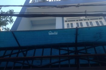Nhà cho thuê giá rẻ Phan Huy Ích, P12, Gò Vấp gần UBND P14