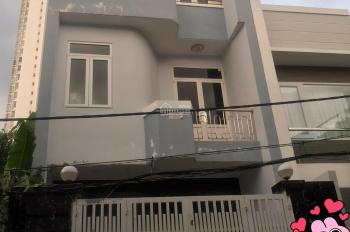 Cho thuê nhà mới nhà nguyên căn 1 trệt 2 lầu 4 PN rộng
