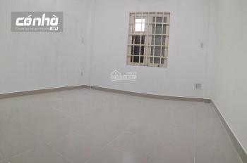 Cho thuê nhà mặt tiền đường Âu Cơ, phường 9, Tân Bình, ngang 6m, sâu 30m, nhà mới cấp 4, trống suốt
