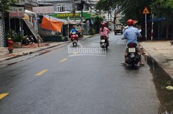 Mặt tiền Đông Hưng Thuận 02, Phường Đông Hưng Thuận, Q12 Dt: 4 X 27m, đúc 1 tấm, giá 6 tỷ 950tr