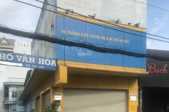 Cho thuê nhà mặt tiền căn góc ngang 5m đường Lũy Bán Bích, P. Tân Thành