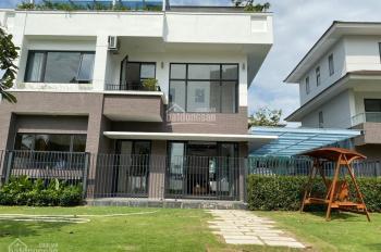 Bán biệt thự đơn lập 16x15, view trực sông, đẹp nhất khu chỉ 22.5 tỷ, Mizuki Park- LH 0962748986