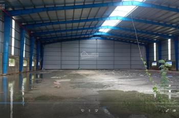 Xưởng sản xuất 5000m2 đường số 9 KCN THÁI HÒA cần bán.