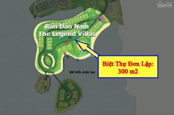 Hot! Biệt thự Legend Villas view hồ Flamingo Đại Lải 600m2, 4PN, giá tốt chiết khấu cao. 0963509460