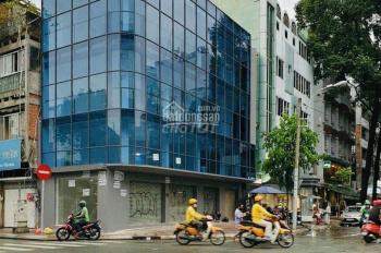 Cho thuê nhà MT Nguyễn Thái Sơn, Gò Vấp, DT : 110m2, 1 trệt 5 lầu, Giá : 90tr/ tháng