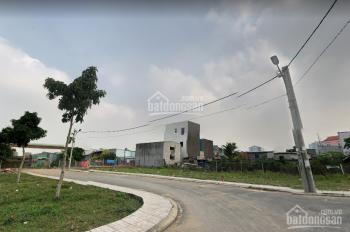 TÔI CHÍNH CHỦ CẦN BÁN GẤP Lô KDC Tân Kiên, MT Hưng Nhơn, Bình Chánh ,SỔ HỒNG, Gía 1.5 tỷ - DT 100m2