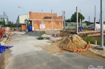 Trả lãi ngân hàng bán gấp đất Bình Mỹ Riverside,mặt tiền đường Võ Văn Bích,5,2x21m2,giá 3.7 tỷ SHR