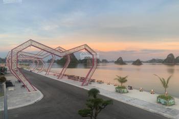 Dự án đất nền ven biển - đầu tư an toàn Phương Đông Vân Đồn mở bán đợt 1 LK 18 khách đã có sổ đỏ