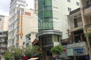 Bán nhà MT Trương Định Q1, 12x19m, GPXD hầm + 9 lầu, giá 170 tỷ