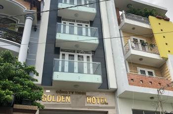 Bán Hotel 2MT Nguyễn Trãi, Q.1, 8.2x19m, TN 300tr/th, giá 119 tỷ