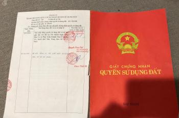Bán đất đương Dương Hiến Quyền nhỏ Thành phố Nha Trang