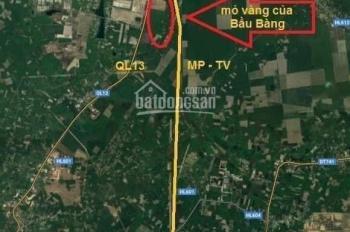 Bán đất ngay Lai Hưng - gần khu công nghiệp Bàu Bàng