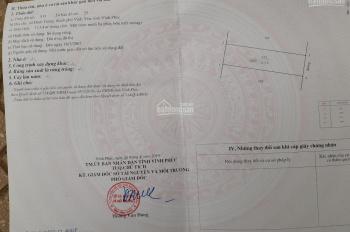 Bán 2 lô mặt đường Hà Tiên. Định Trung, Vĩnh Yên 113 m2/ lô, giá: 36tr/m2. LH 0974056212