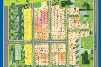 Bán đất KDC Sài Gòn mới Nhà Bè, DT: 50m2(4x12.5m) SHR giá 2.35tỷ (ngày 08/08/2020), 0967 947 139