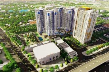 Căn hộ Bình Dương Charm City; căn 1PN 49m2 tòa Sapphire giá rẻ giai đoạn bán gấp thu nét 20tr