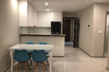 Cho thuê căn hộ Millennium, DT 105m2 full nội thất với 3PN 2WC, giá chỉ 19tr/th. LH Thoa 0909943694